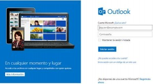 Hotmail se transforma en outlook